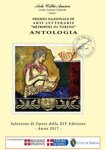6568a1e021 Antologia 2017 - Premio Arti Letterarie XIV Edizione by Giorgio ...