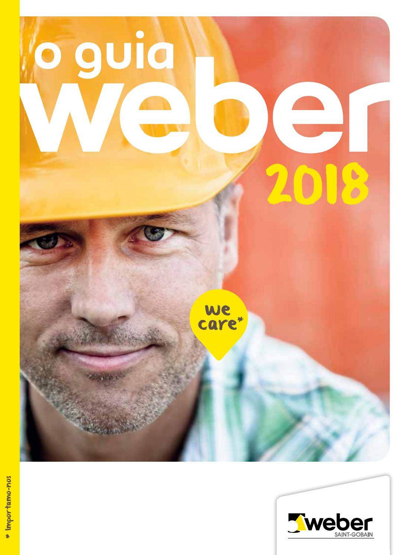 d88cd96a3ef4f Guia Weber 2018 by Weber - issuu