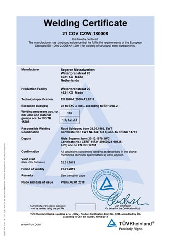 F114a certificate 1090 2 3 rev4 qma 76 signed by Nick Groot - issuu