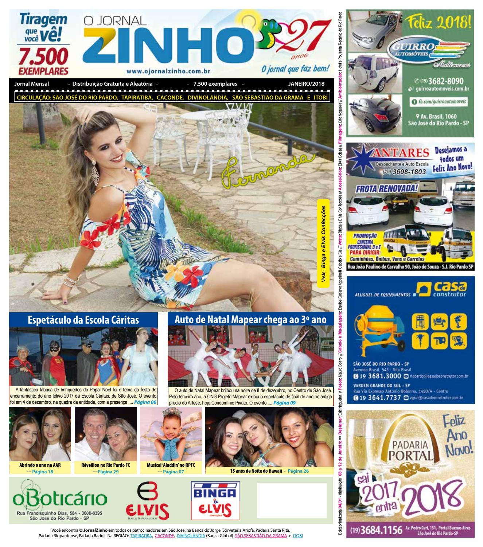 3ed2fd0fb7 O Jornalzinho - Janeiro 2018 by O JornalZinho - issuu