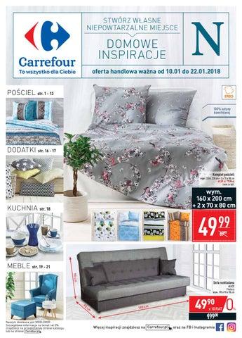 cbae6d5fffa7dd Carrefour gazetka dom od 10.01 do 22.01.2018 by iUlotka.pl - issuu