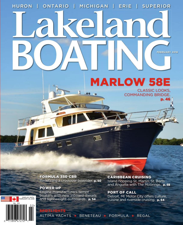 February 2018 by Lakeland Boating Magazine - issuu