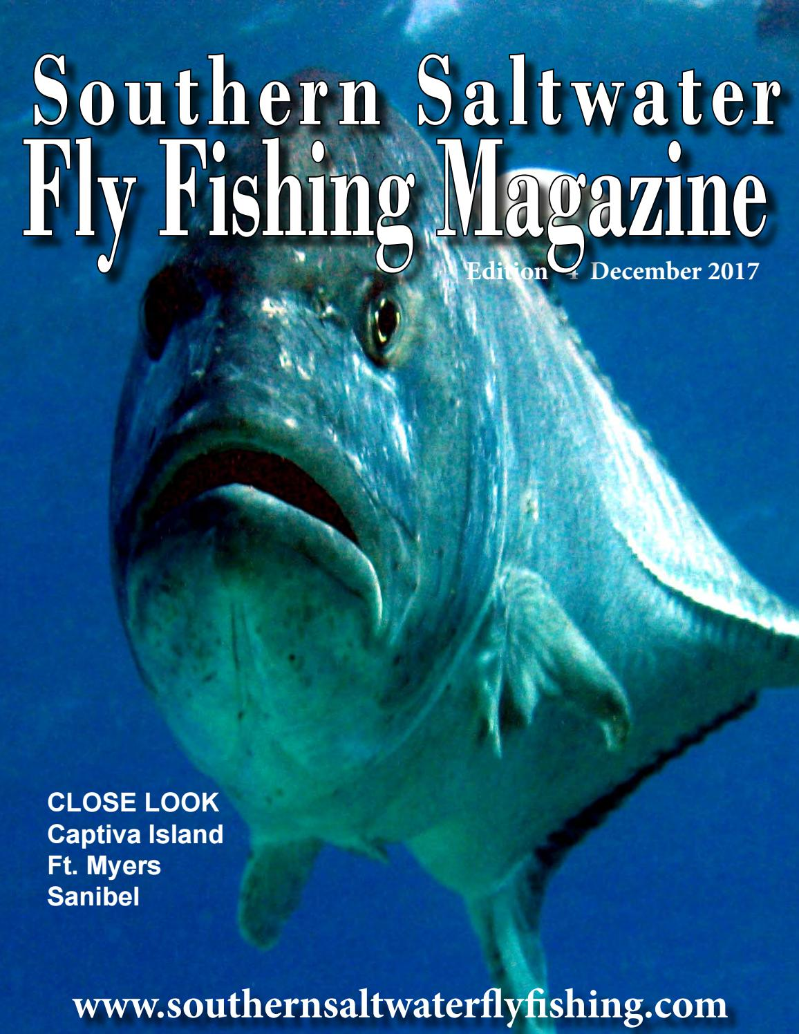 091303b0f0e Southern Saltwater Fly Fishing Issue 4 Winter 2017 by Southern ...