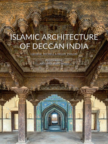 Islamic architecture of deccan india by ACC Art Books - issuu