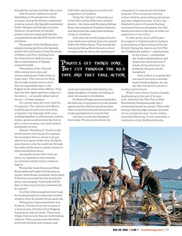 Page 21 of Behind the Sea Shepherd Logo by Captain Paul Watson