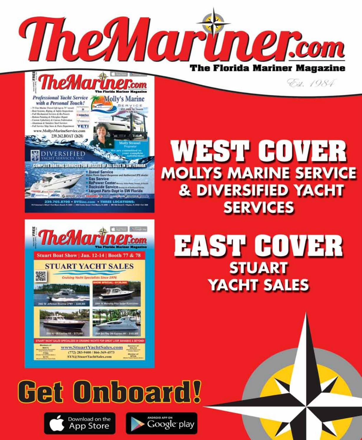 Issue 845 By The Florida Mariner Issuu With Battery Wiring Diagram Verado Kicker
