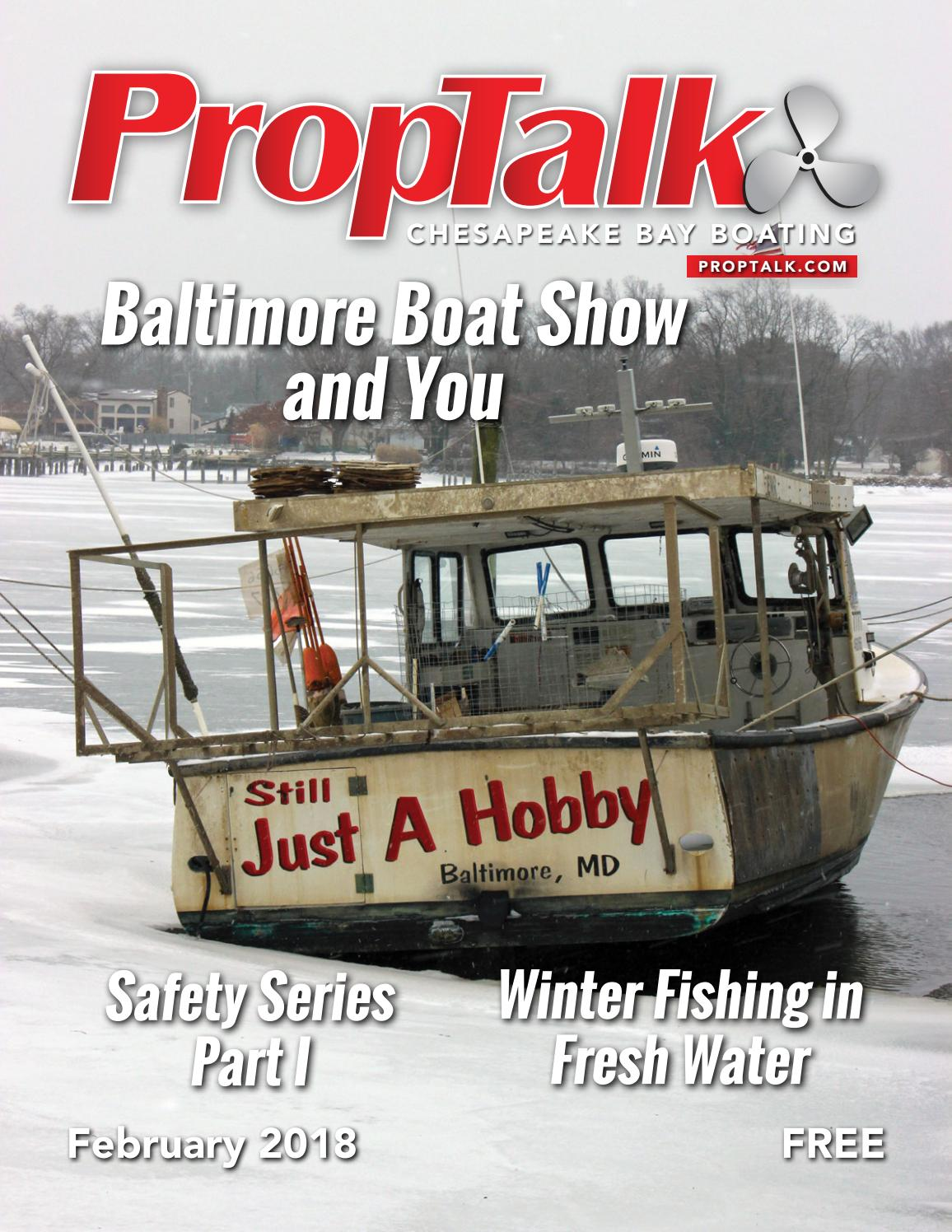 PropTalk Magazine February 2018 by SpinSheet