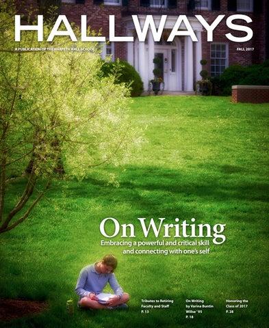 Hallways - Fall 2017 by Harpeth Hall Communications - issuu