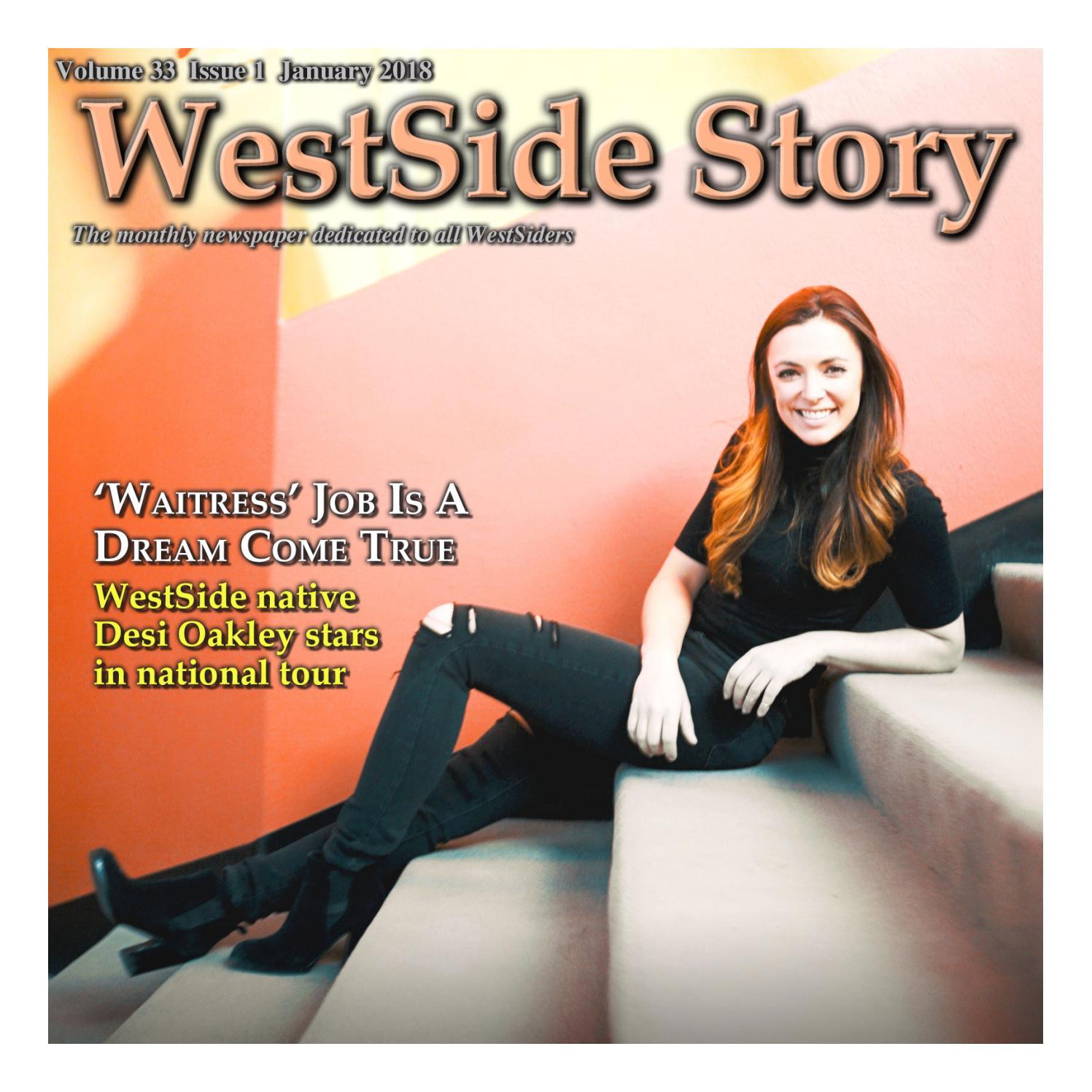 WestSide Story January 2018