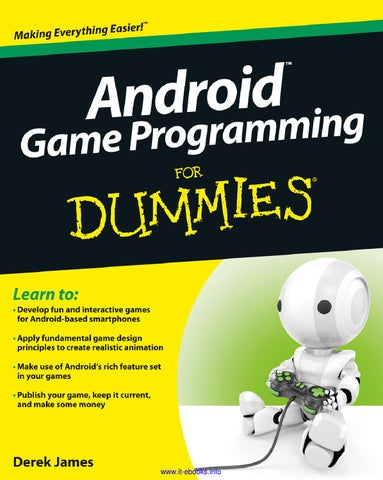 Android game programming for dummies by Jack Murdock - issuu
