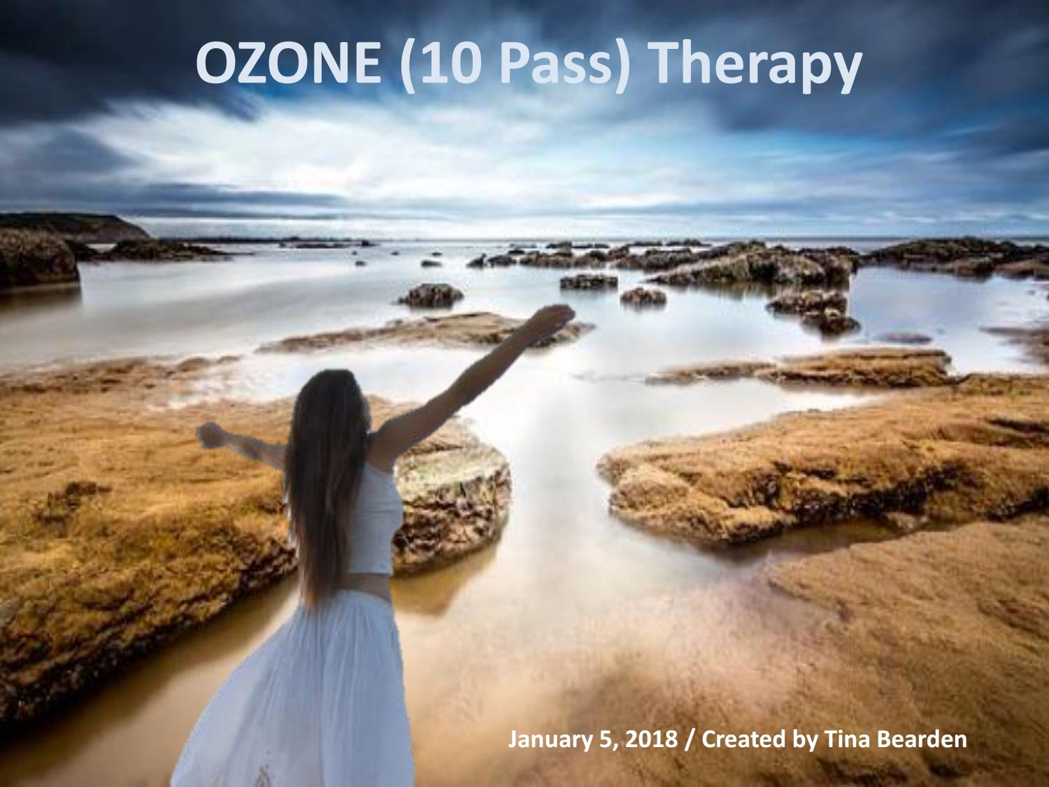 Ozone (10 Pass) Therapy by tbearden - issuu