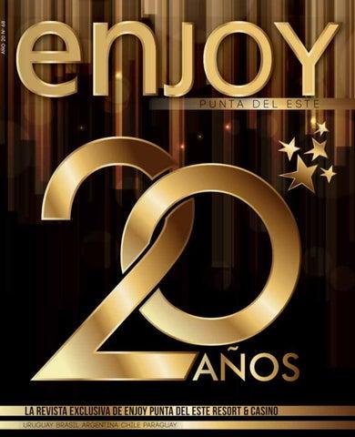11d4344023 Enjoy Punta del Este  Temporada verano 2018 by Manzi Publishing - issuu