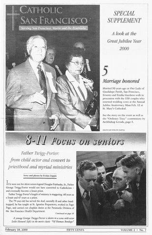 February 18 2000 By Catholic San Francisco Issuu