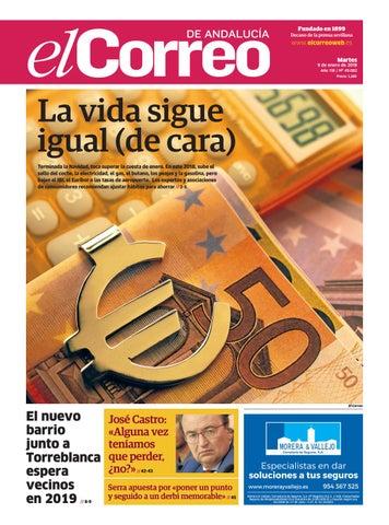 ed07c32374f 09.01.2018 El Correo de Andalucía by EL CORREO DE ANDALUCÍA S.L. - issuu