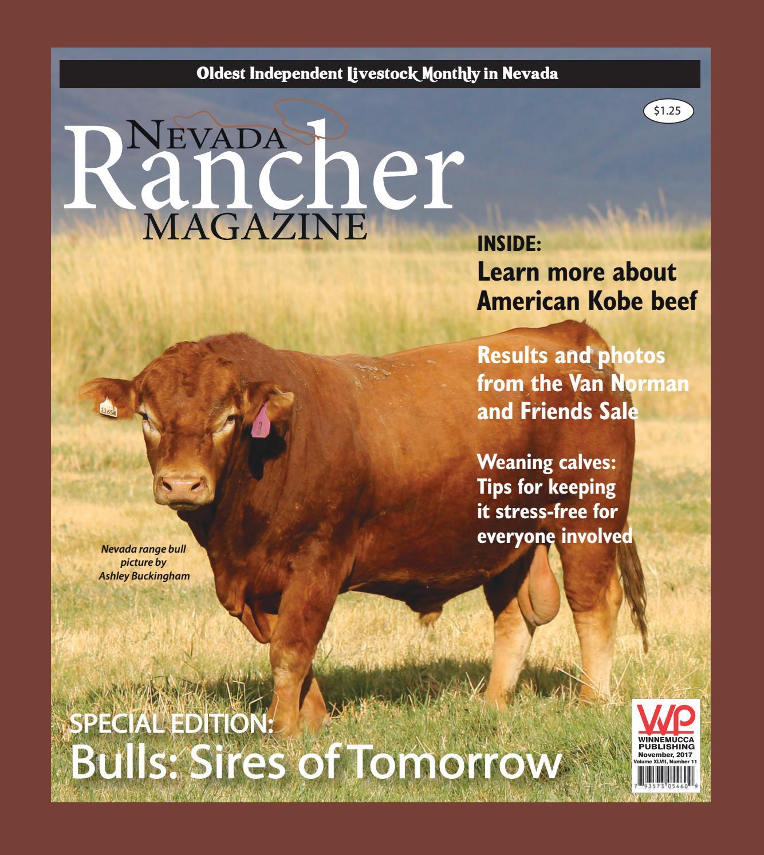 Nevada Rancher Magazine Nov. 2017 by Winnemucca Publishing - issuu