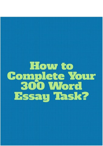 How To Complete Your  Word Essay Task By Personal Statement  How To Complete Your  Word Essay Task Writing A  Word Essay May Seem  Like An Easy Task Because Theres Not A Lot Of Text To Write But This  Could  English Essay Writer also Business Plan Writer Craigslist  Importance Of English Language Essay