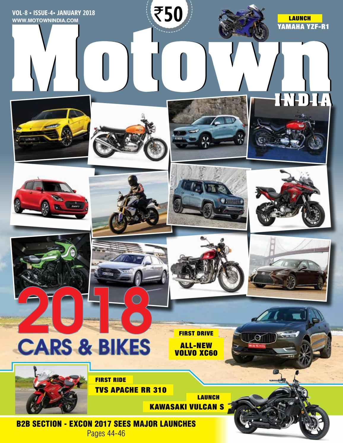 Motown India January 2018 by Motown India - issuu on