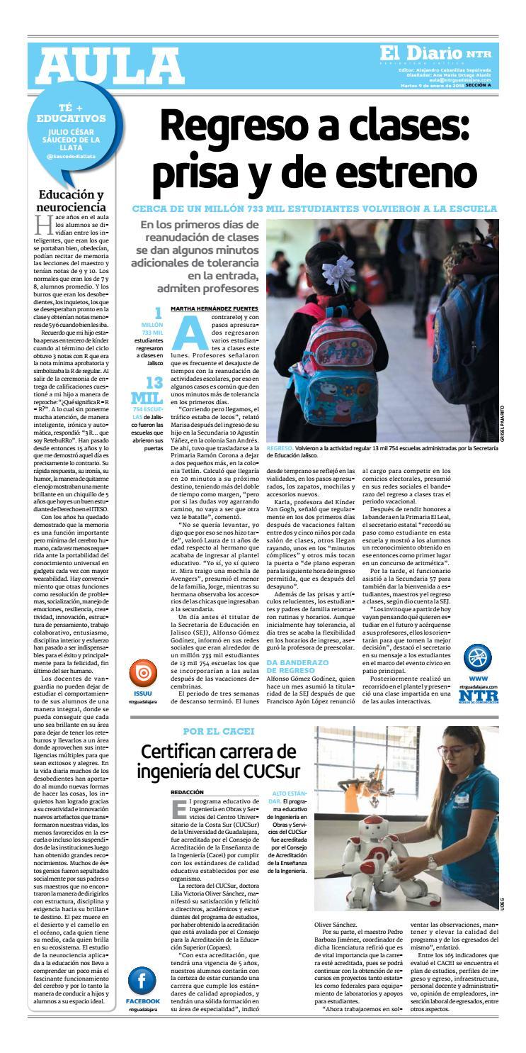 El Diario NTR 988 by NTR Guadalajara - issuu