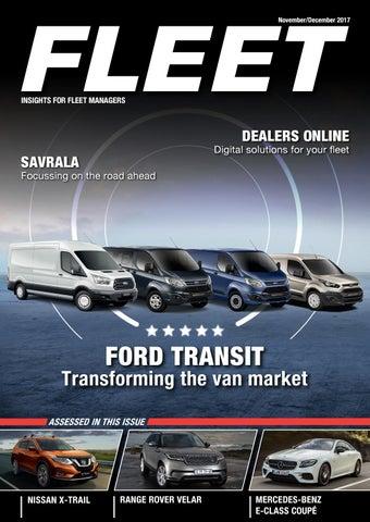 Fleet Nov/Dec 2017 by Future Publishing - issuu