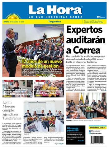 save off 23e5d 7dc85 Ambato09enero2018 by Diario La Hora Ecuador - issuu