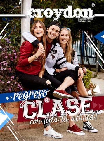 c4c08bf7 Camapaña 1 - Catálogo Colegial 2018- Regreso a Clase by Croydon ...
