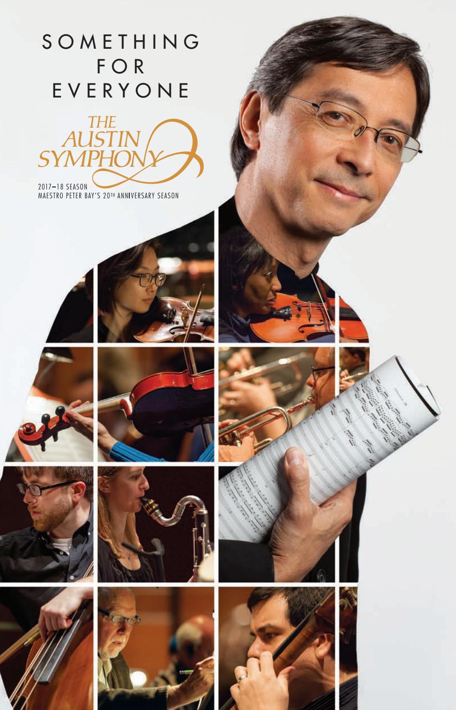 Austin Symphony- Bella Hristova by Performing Arts Programs