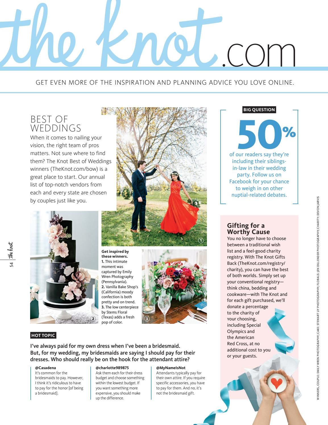 The Knot Spring 2018 by The Knot - issuu
