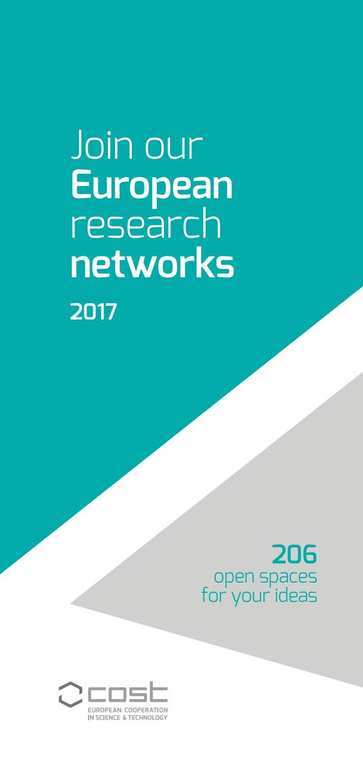 Join Our European Research Networks 2017 By Cooperation Circuits 8085 Projects Blog Archive Analog Cricket Sounds Circuit In Science And Technology Cost Issuu