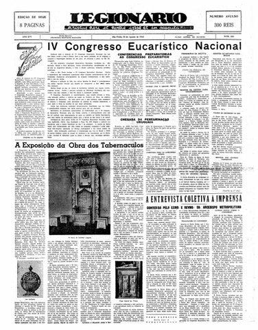 Legionário 1942, números 520 a 542 by Nestor - issuu 66b8294f87