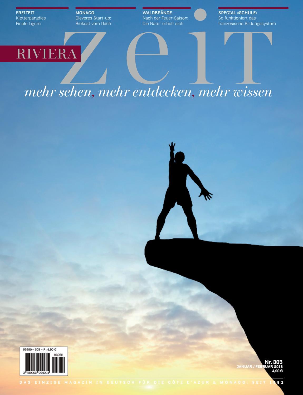 Riviera Zeit - Januar/Februar 2018 by Riviera Press - issuu