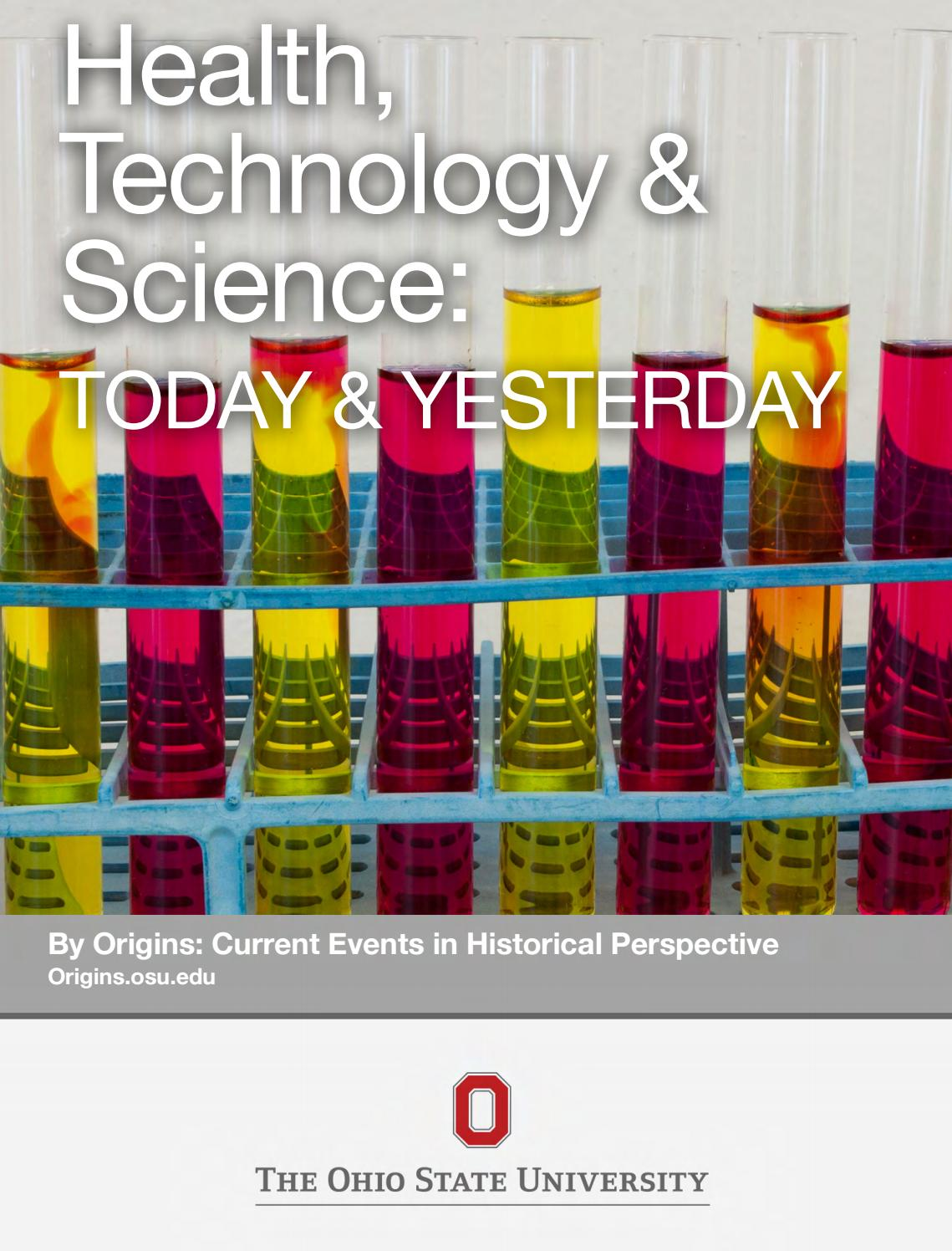 Health Technology Science Today Yesterday By Department Of Singapore Wings Time Show 1940 Voucher History At Ohio State Issuu