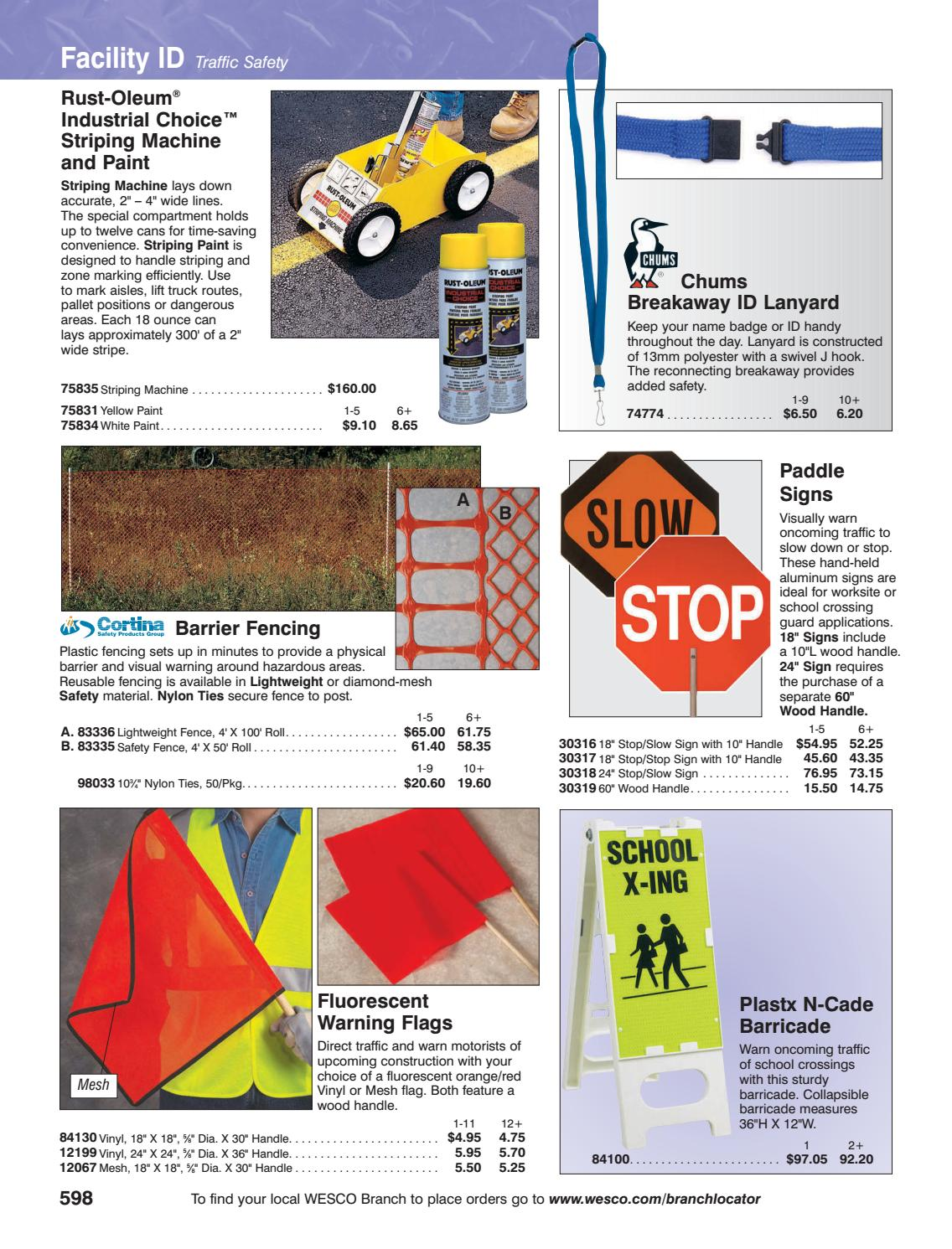 WESCO Safety Products Buyers Guide by WESCO Distribution - issuu