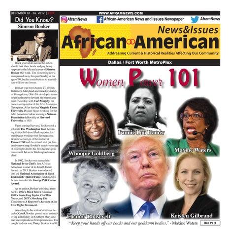African American notizie oggi