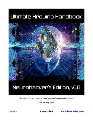 Ultimate arduino handbook neurohackers edition v1 0 by Kap Dimitris