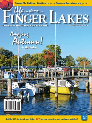 Life In The Finger Lakes Sepoct 2017 By Fahy Williams Publishing Issuu