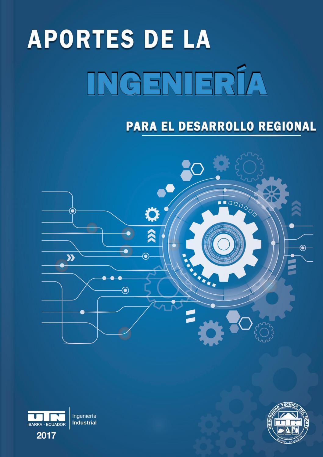 eBook Aportes de la Ingeniería 2017 by Editorial Universidad Técnica ...