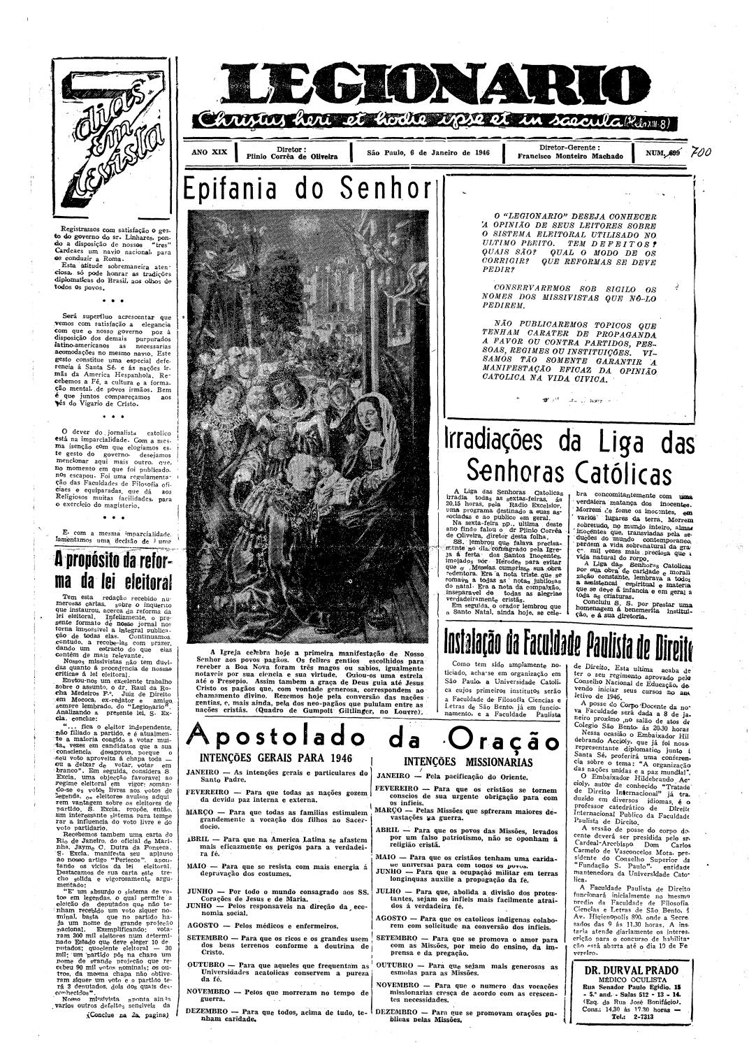 21f65b118a301c Legionário 1946, números 700 a 751 by Nestor - issuu