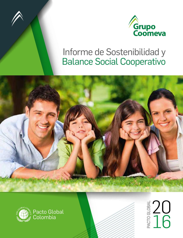 Efectiva Social Coomeva By 2016 Comunicacion Balance Issuu 8nwPO0k