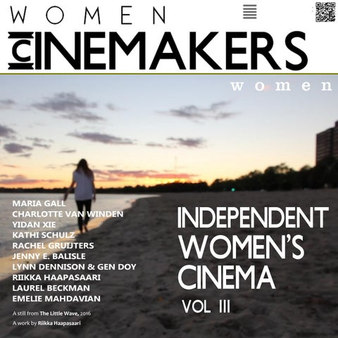 34700fb1b4 Women CineMakers, Special Edition, vol 3 by WomenCinemakers - issuu