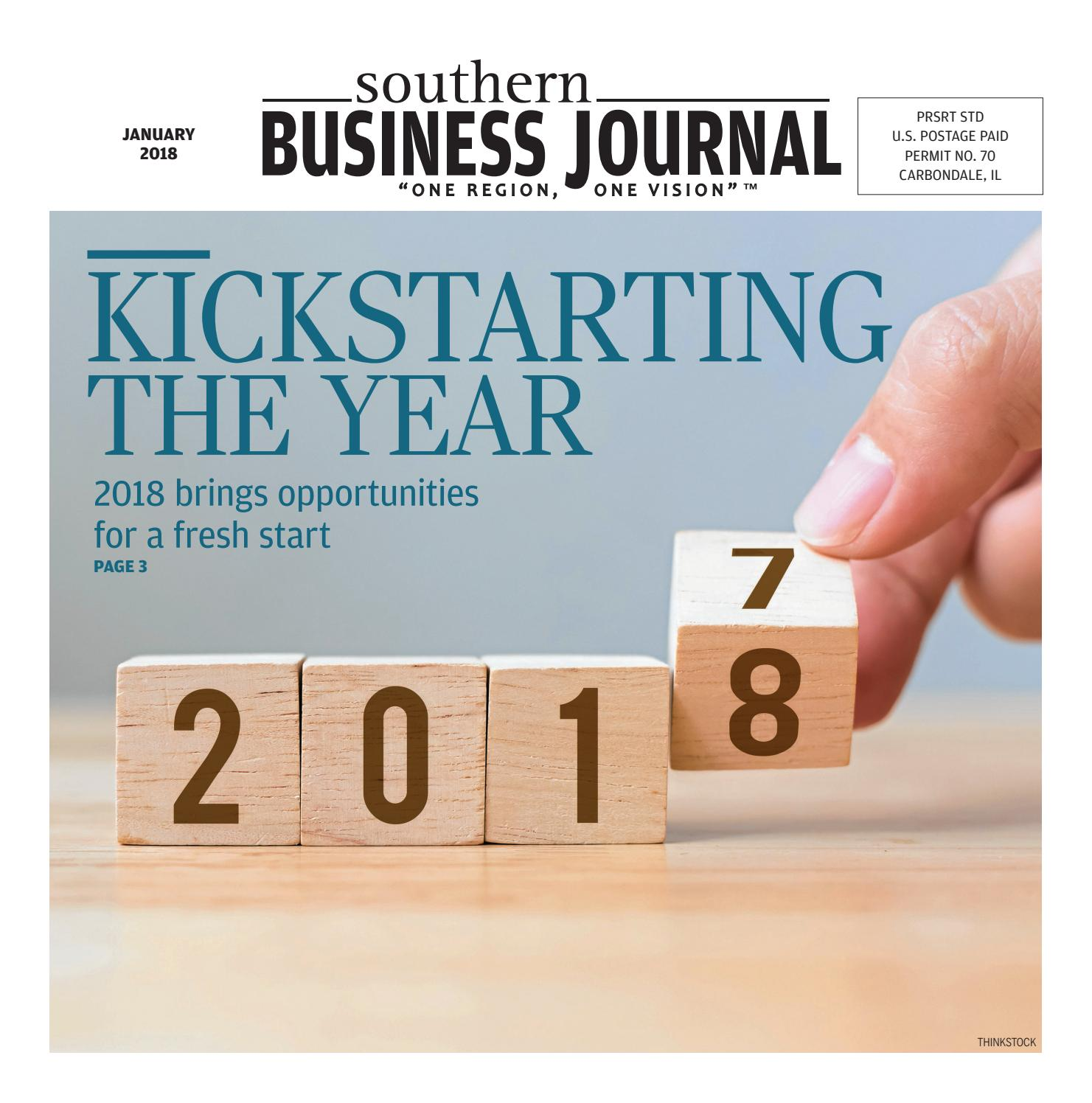 Southern Business Journal by The Southern Illinoisan - issuu