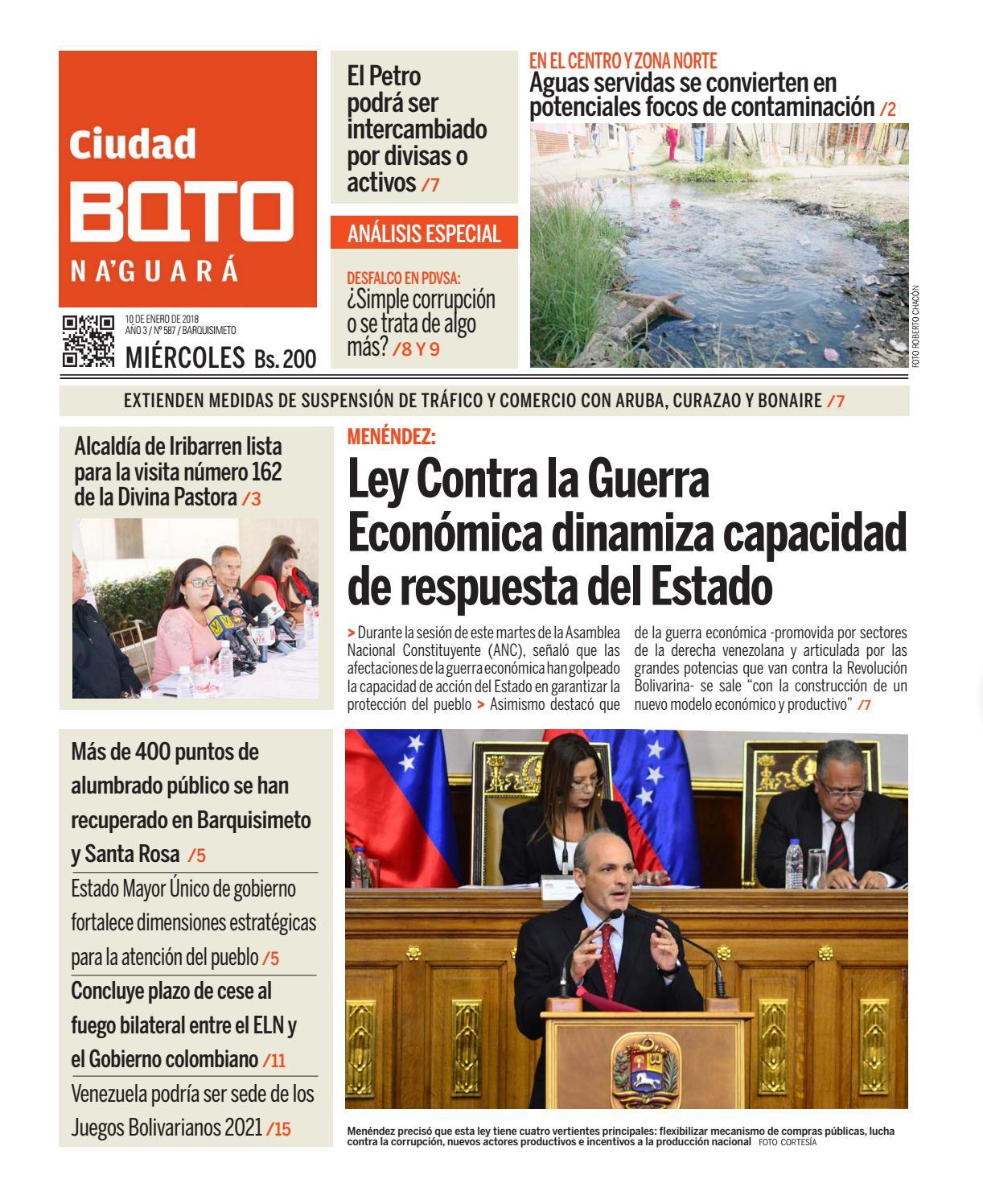 Ciudad BQTO Edición No. 587 by Ciudad BQTO - issuu