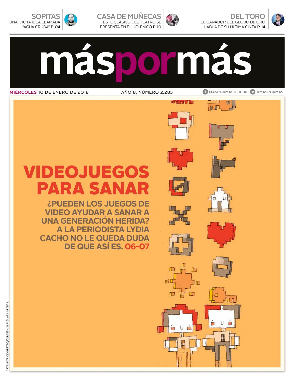 10 enero issuee by Máspormás - issuu