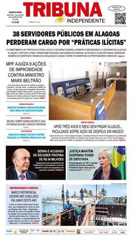 a4aa7934ec4 Edição número 3059 - 10 de janeiro de 2018 by Tribuna Hoje - issuu