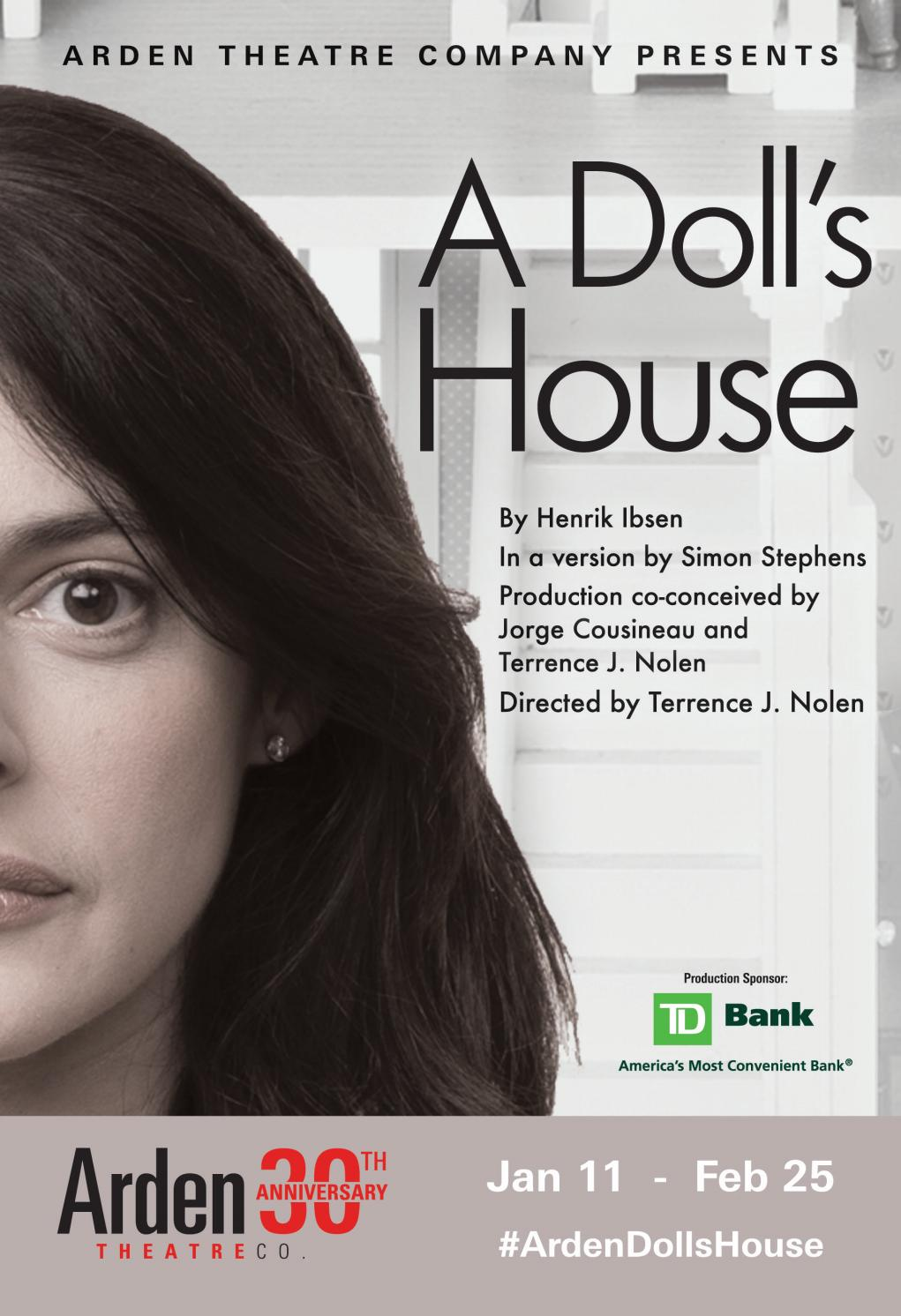 A Doll\'s House Stagebill by Kristy Giballa - issuu