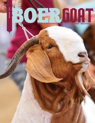 Summerweb by American Boer Goat Association - issuu