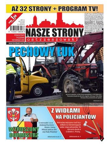 fd5120ce5b3eb Nasze Strony Ostrzeszowskie 15 2013 by Nasze Strony Ostrzeszowskie ...