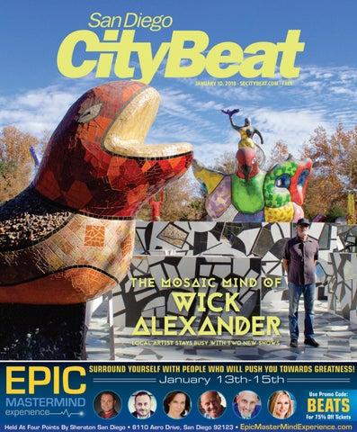 San Diego CityBeat • Jan 10, 2018 by San Diego CityBeat - issuu