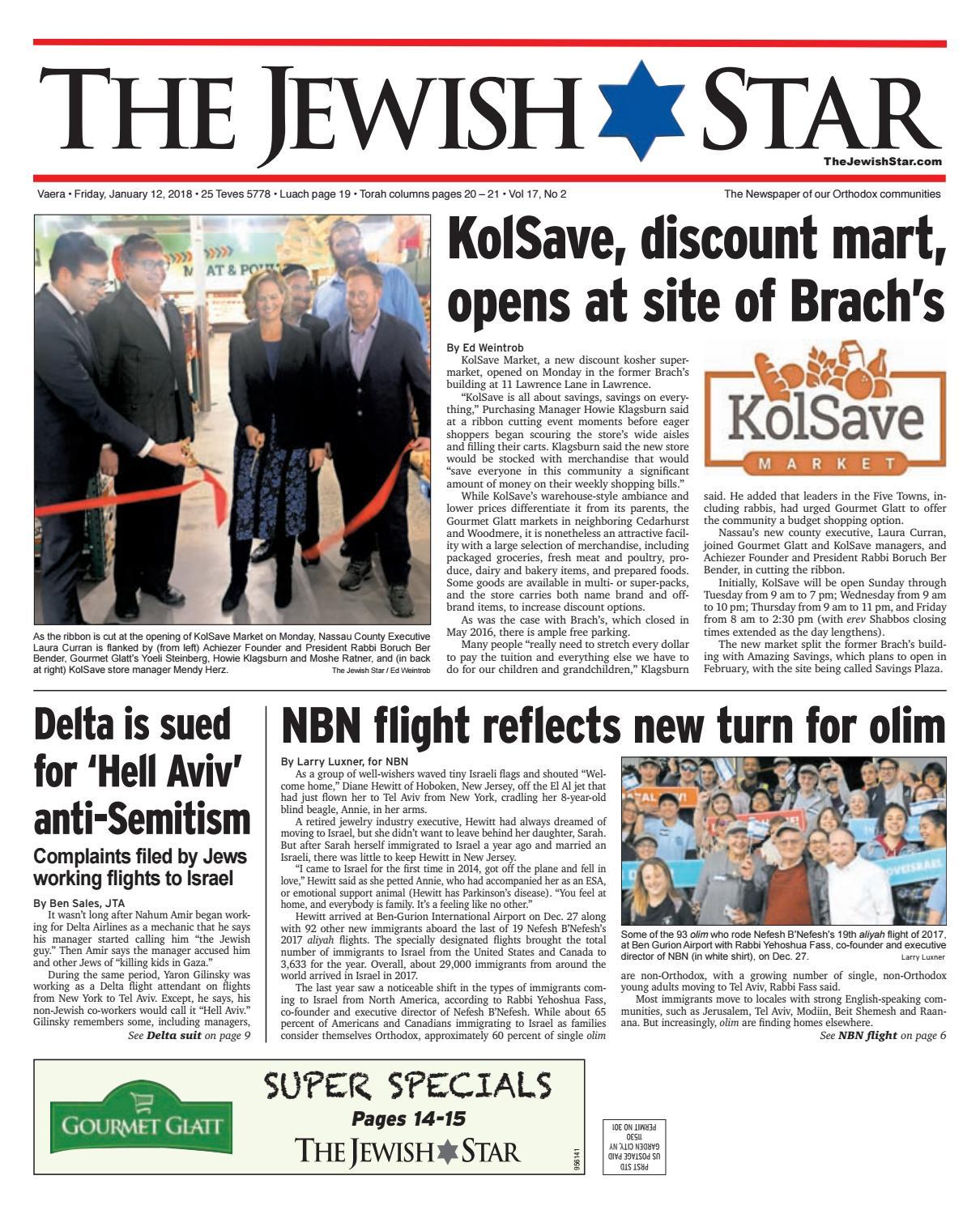The Jewish Star by The Jewish Star - issuu