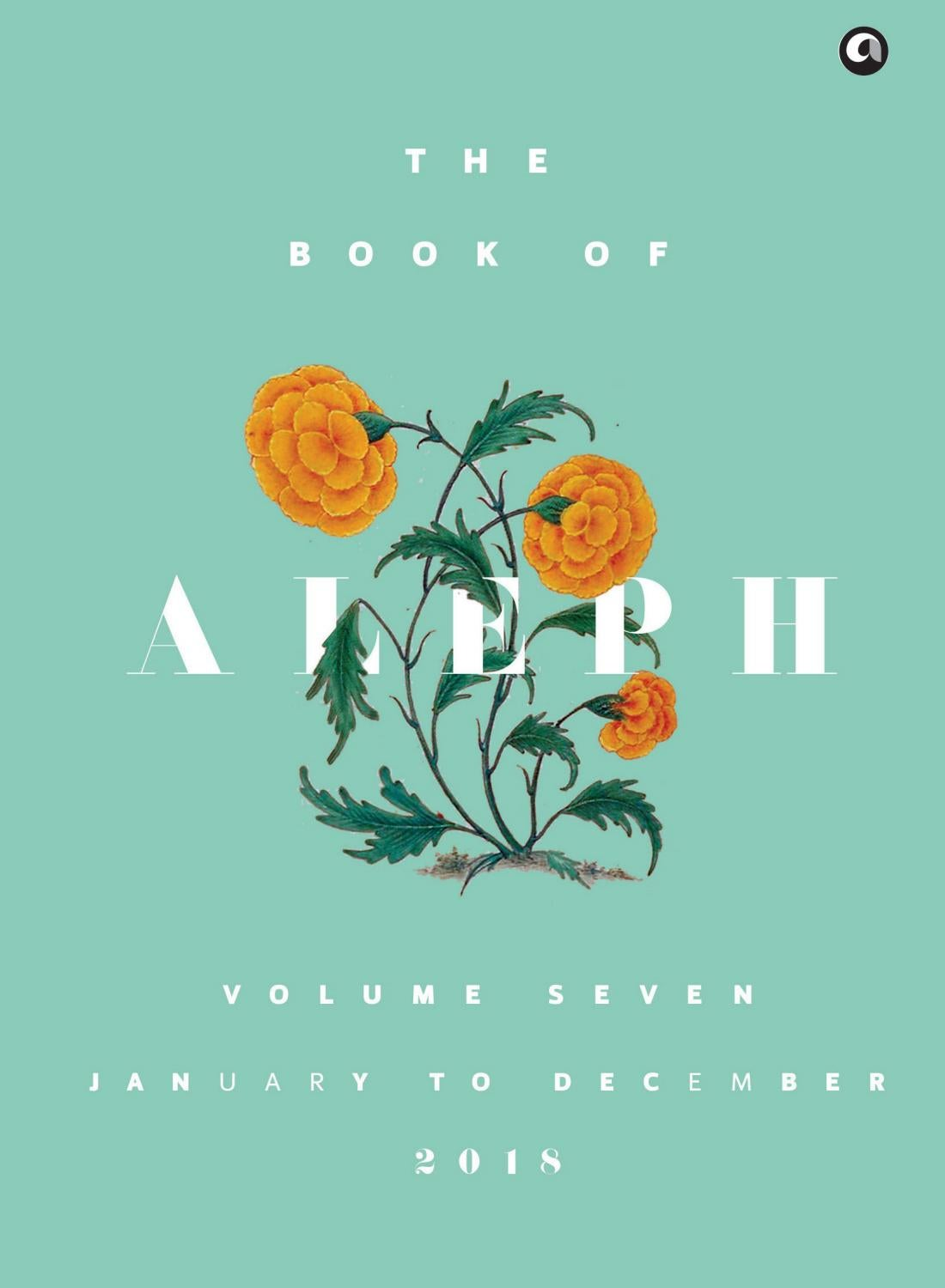 The Book of Aleph (Volume 7) by Aleph Book Company - issuu
