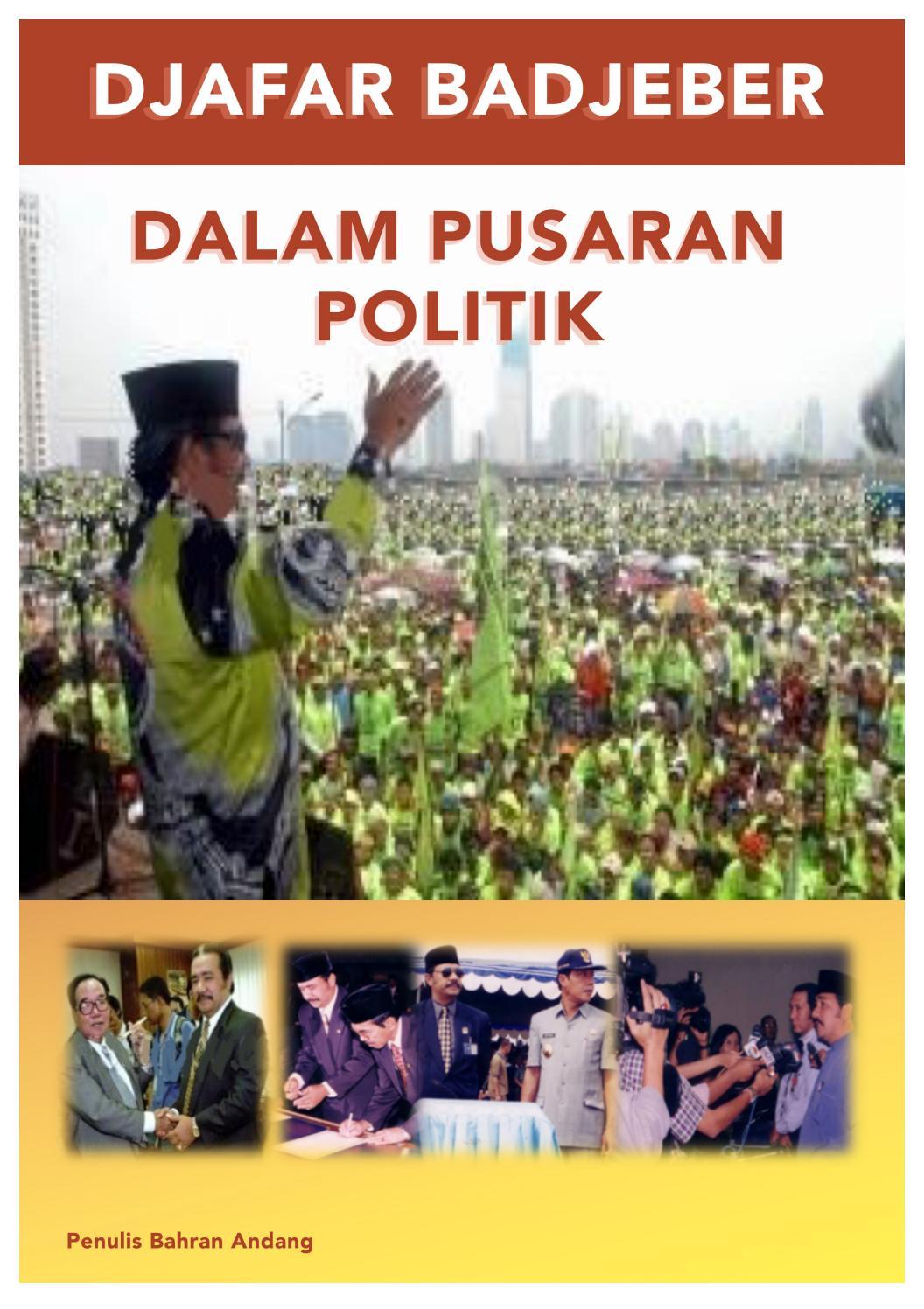 Djafar Badjeber Dalam Pusaran Politik By Djafarbadjeber Issuu Peci Beringin Jaya Pad